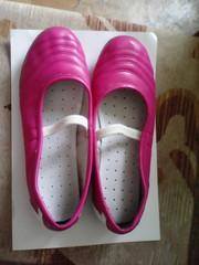 Туфли розовые (италия)